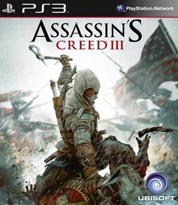 Assassin's Creed 3 (2012) [RUSSOUND][FULL] [3.55 Kmeaw/4.21 CFW] PS3