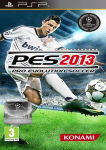 Pro Evolution Soccer 2013 /RUS/ [ISO] (2012) PSP