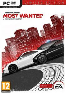 Need for Speed Most Wanted: Limited Edition (RUS) [Repack от a1chem1st] /Electronic Arts/ (2012) PC