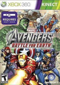 Marvel Avengers: Battle for Earth (2012) [ENG/FULL/Region Free][Kinect] (LT+3.0) XBOX360