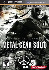 Metal Gear Solid: Peace Walker /ENG/ [ISO](Patched) (2012) PSP