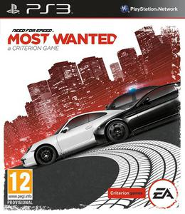Need For Speed: Most Wanted (2012) [RUS][FULL] [3.55 Kmeaw] PS3