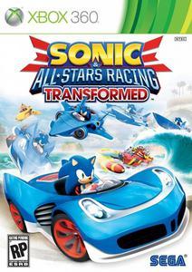 Скачать игру sonic and sega all stars racing через торрент