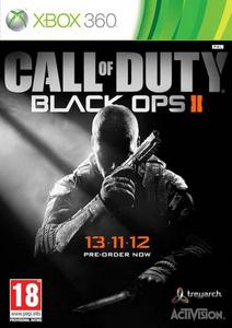 Call of Duty: Black Ops 2 (2012) [RUSSOUND/FULL/Region Free] (LT+3.0) XBOX360