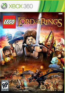 LEGO: The Lord Of The Rings (2012) [RUS/FULL/Region Free] (LT+2.0) XBOX360