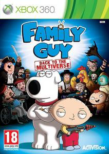 Family Guy: Back to the Multiverse (2012) [ENG/FULL/Region Free] (LT+3.0) XBOX360