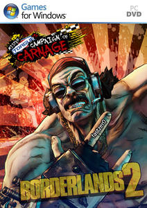 Borderlands 2: Mr. Torgue's Campaign Of Carnage (ENG-MULTi6) [DLC] /2K Games/(2012) PC