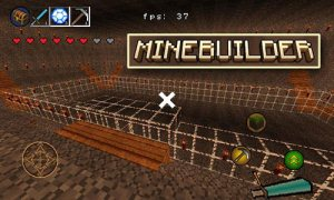 Minebuilder 1.10.6 [ENG][Android] (2012)