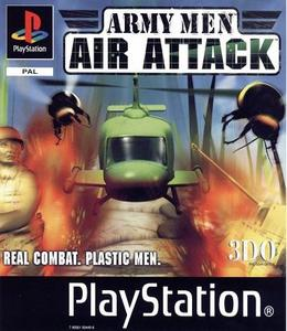 Army men: Air Attack [ENG] (1999) PSX-PSP