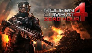 Modern combat 4 v 1.0.0 [RUS][Android] (2012)