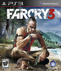 Far Cry 3 (2012) [RUSSOUND][FULL] [3.55/4.21/4.30 Kmeaw] PS3