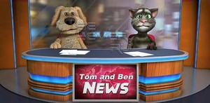 Talking Tom & Ben News [ENG][Android] (2012)