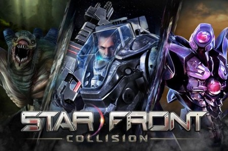 Starfront: Collision HD [ENG][Android] (2011)