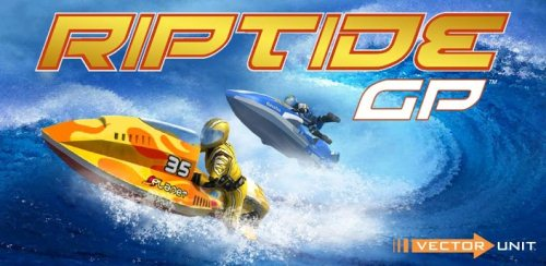 Riptide GP 1.2.1 [ENG][Android] (2011)