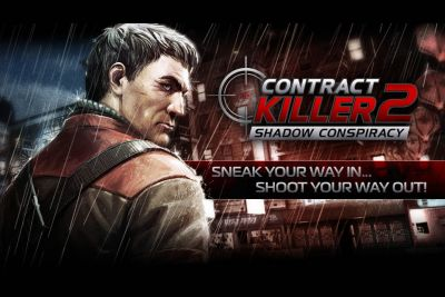Contract Killer 2: Shadow Conspiracy v1.0.0 [ENG][Android] (2012)