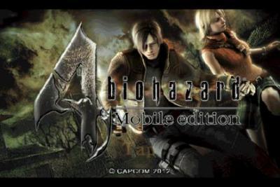 Resident Evil 4 v1.0 [ENG][Android] (2012)