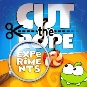Cut the Rope: Experiments / Cut the Rope: Experiments HD [RUS][Android] (2012) v1.5