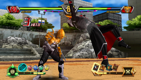 Psp iso chou heroes download game rider kamen climax