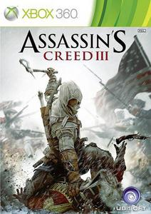 Assassin's Creed 3 (2012) [RUSSOUND/FULL/Freeboot][JTAG] XBOX360