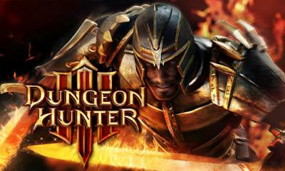 Dungeon Hunter 3 v1.0.8-1.3.4 [Online][RUS][Android] (2012)