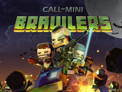 Call of Mini: Brawlers v.1.0.1 [ENG][iOS] (2012)