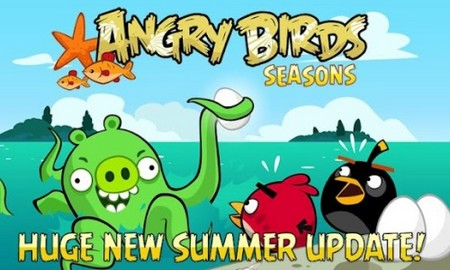 Angry Birds Seasons: Piglantis! v2.4.1 [ENG][ANDROID] (2012)