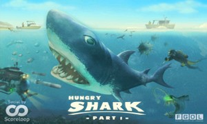 Hungry Shark v2.2.1 [ENG][ANDROID] (2012)