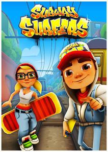 Subway Surfers (ENG) /Kiloo Games/ (2012) PC