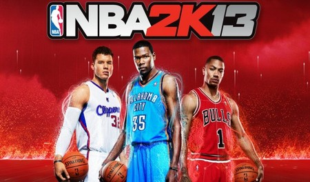 NBA 2K13 v1.0.6 [ENG][ANDROID] (2012)