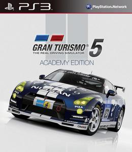 Gran Turismo 5: Academy Edition (2012) [RUSSOUND][FULL] [3.55 Kmeaw] PS3