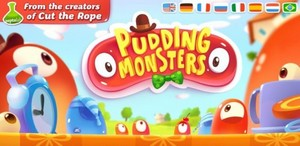 Pudding Monsters / Pudding Monsters HD / Пуддинг Монстры v1.0.2 [RUS][ANDROID] (2012)