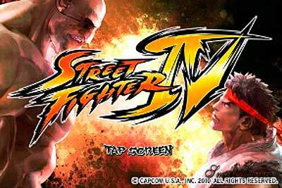 Street Fighter II V1.1 [ENG][ANDROID] (2012)
