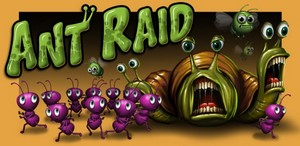 Ant Raid 1.0.0 [ENG][ANDROID] (2012)
