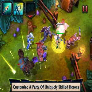 Heroes of Destiny v.0.2.0 [ENG][iOS] (2012)