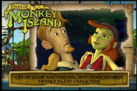 Monkey Island Tales HD - All Episode [ENG][iOS] (2011)