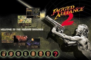 Jagged Alliance 2 [ENG][ANDROID] (1999)
