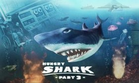 Hungry Shark 3 v3.6.1 [ENG][ANDROID] (2011)