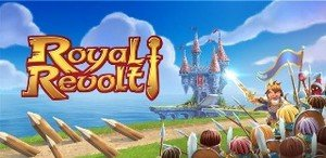 Royal Revolt! 1.0 [ENG][ANDROID] (2012)