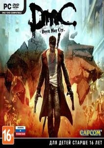 DmC.Devil May Cry + 1 DLC (RUS/ENG) [Repack от Fenixx] /QLOC/ (2013) PC