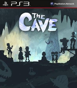 The Cave [RUS] (2013) PS3