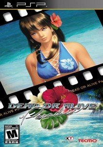 Dead or Alive Paradise /ENG/ [ISO] PSP