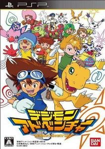 Digimon Adventure /JAP/ [ISO] (2013) PSP