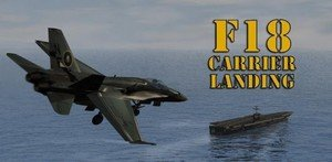 F18 Carrier Landing v1.5 [ENG][ANDROID] (2011)