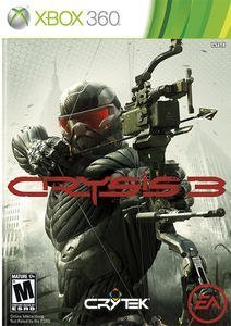 Crysis 3 (2013) [RUSSOUND/FULL/PAL] (LT+2.0) XBOX360