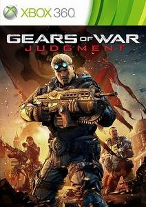 Gears of War: Judgment (2013) [ENG/FULL/Region Free] (LT+3.0) XBOX360