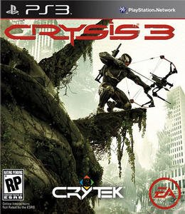 Crysis 3 (2013) [RUSSOUND][RePack] [3.41/3.55/4.21/4.30 Kmeaw] PS3
