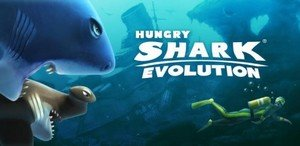 Hungry Shark Evolution 1.3.5 [ENG][ANDROID] (2013)
