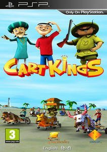 Cart Kings /ENG/ [ISO] (2013) PSP