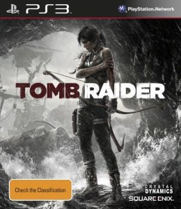Tomb Raider [4.30][RUS] (2013) PS3