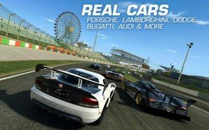 Real Racing 3 v.1.0.56 [ENG][ANDROID] (2013)